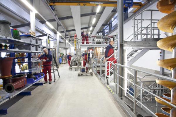 المعدات & وحدات المعالجة – المختبر الفني