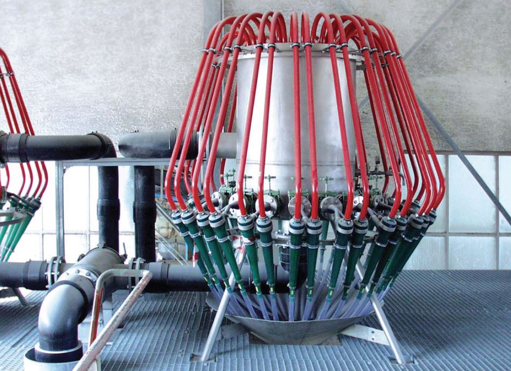 环形分配器 AKA-SPIDER