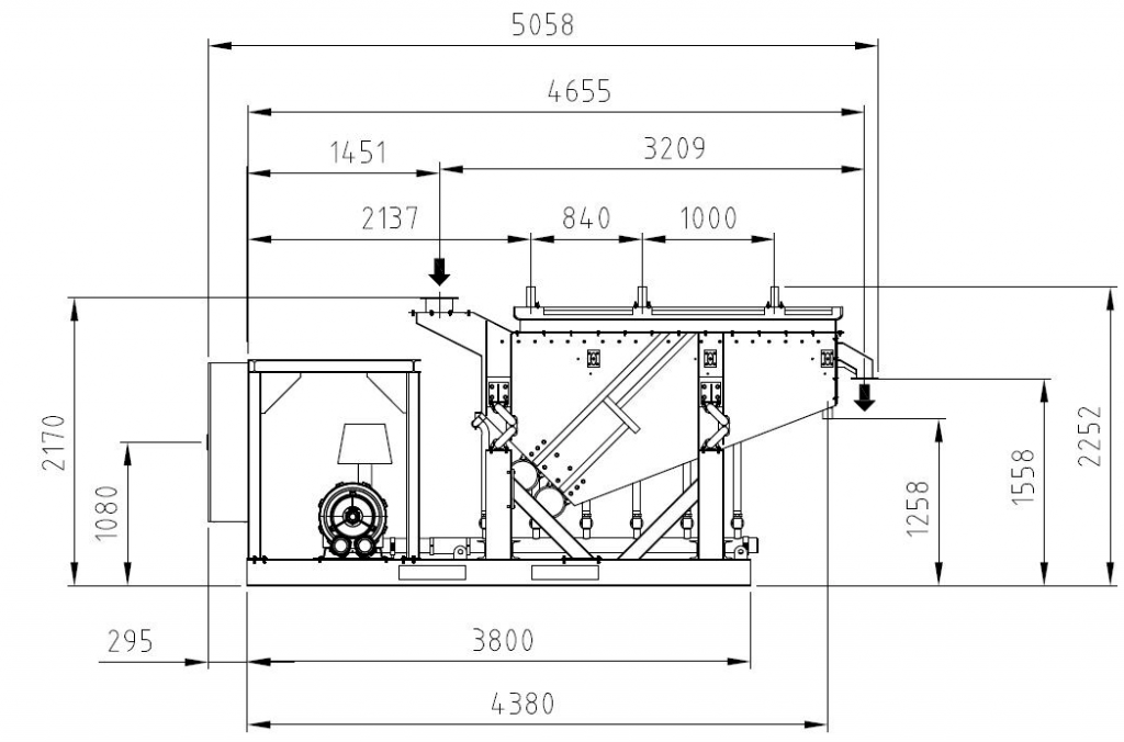 AKA-FLOW Dry Separation